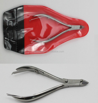 547-96 nail clipper stainless steel nail cutter