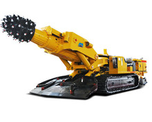 SINOMACH Mining machinery Roadheader EBZ135 coal mining and tunneling
