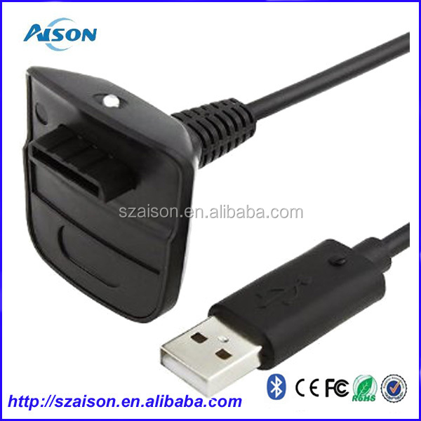 Charger Cable For Xbox360 Controller Game Accessories