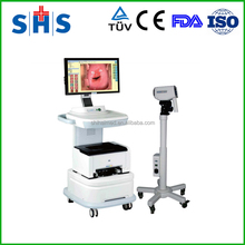 medical electric colposcope / electric digital video coloscope/ Unique HD colposcope with 3.27M pixels