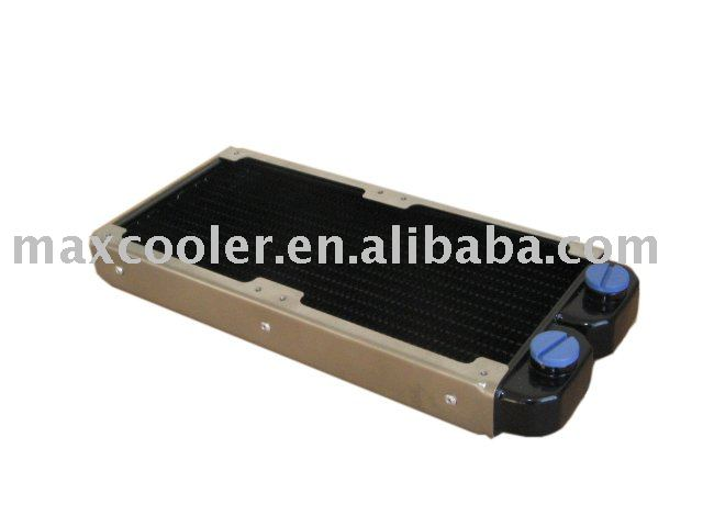2*120 water cooling radiator