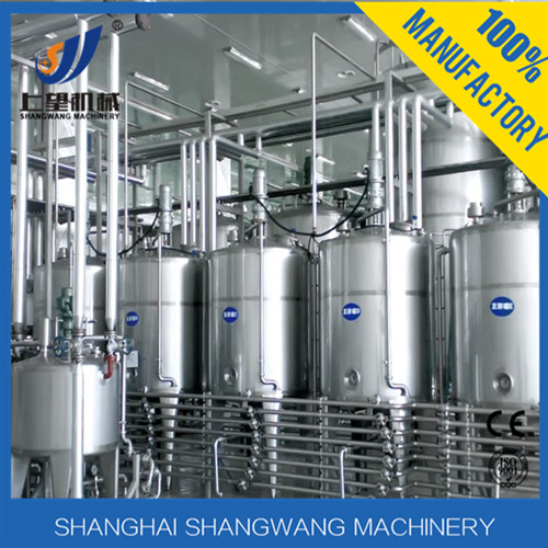 Automatic fruit jam production line/Professional supplier for fruit jam production line/Small fruit jam making machine