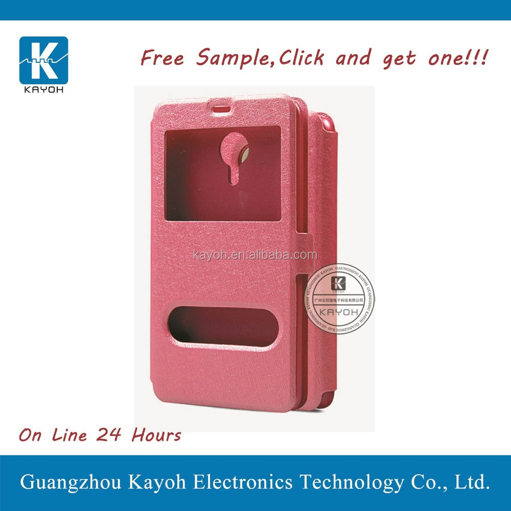 [kayoh] Phone cases pu leather case stand for LG G3 phone accessories