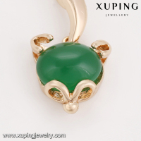 32863 Fashion Vogue Luxury Jewelry Fox
