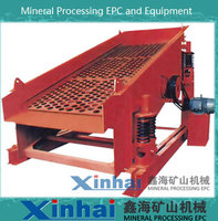 Linear vibrating screen High Quality Low Price Vibrating Sieve