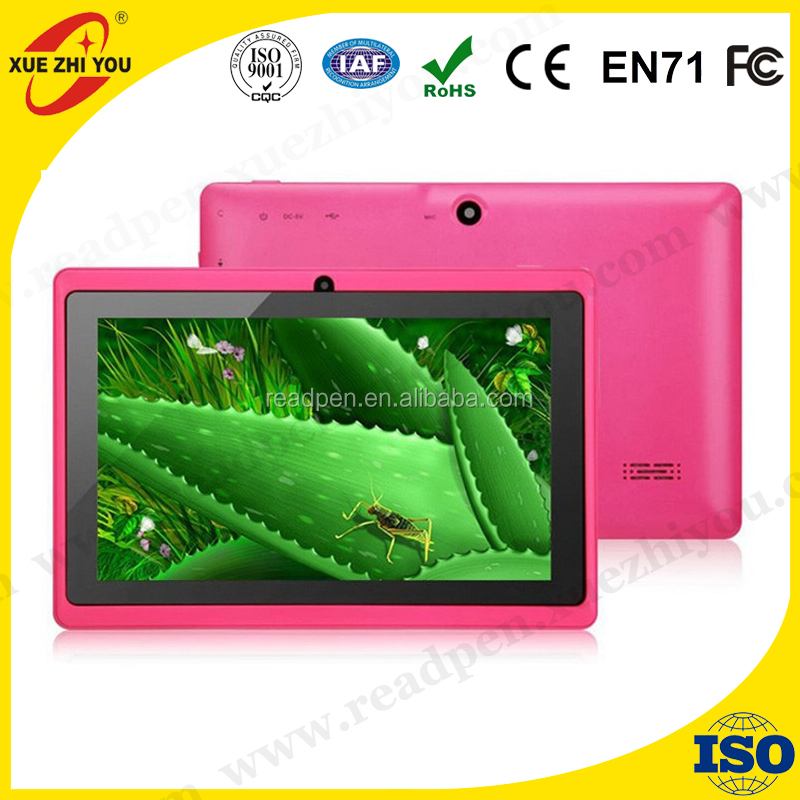 hot selling Super Smart Tablet Pc 7 inch low price mini laptop 3gp games free download dual core cheap tab mini pc
