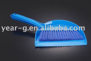large dustpan and brush set