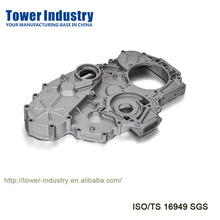 Aluminium Die Casting Engine Timing Cover ,Engine Front Cover