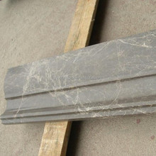 Polished Dark Emperador Marble Door Threshold