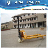 2t CTY Top Quality Hydraulic pallet fork lift