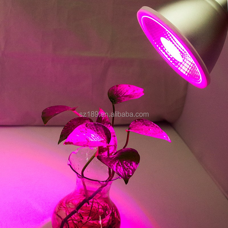 LED Grow Light Veg Bloom Two Channels Grow 7w/12w/15w Greenhouse LED Grow Lighting