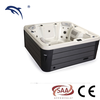 High-end configuration outdoor massage hot tubs spas hot sale whirlpool bathtub PFDJJ-06