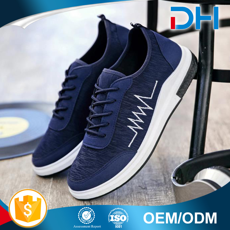 2017 new design wholesae price alibaba student sport casual shoes for men