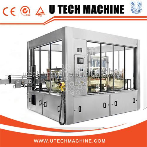 Automatic BOPP Film Hot Melt Glue Sticker Labeling Machine for hot juice packge