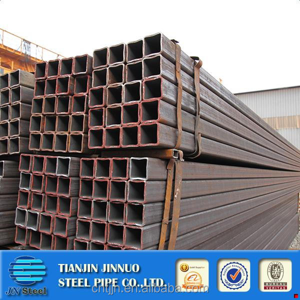 Cheap price custom hot sale black anneal steel pipe circular/square/ hollow section square steel pipe/tubing standard sizes