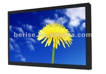 "46"" High Brgihtness LED Backlit LCD Panel (2000nits),waterproof outer casing,moulti touch screen is optional"