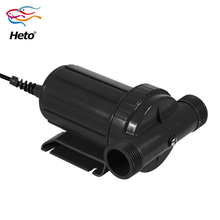 China OEM Supplier Small Long Life Electric High-rise Building Plastic Pond Water IN-LINE Pump