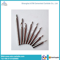 2016 Hot selling Tungsten carbide single blade end mill with coating