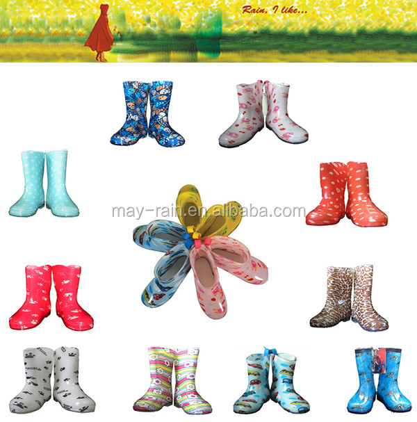 2017 Rain boot covers waterproof rain gear shoes cover shoes