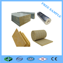 Rock wool covered aluminium,Mineral wool,Basalt wool blanket price thermal insulation board