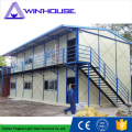 Modern slope roof prefab house design light steel prefab house economic prefab house