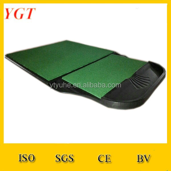 driving range golf mat putting mat rubber mat manufacturing machine