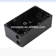 Precision Electronic Aluminium Die Casting Juction Enclosure box