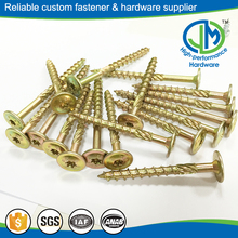 User-friendly ground hollow screw anchor