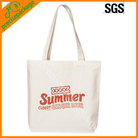 Eco-friendly recycle 10oz cotton canvas tote bag