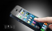 For Apple iPhone 5c 5s 5 5SE Screen Protectors Tempered Glass FOR IPHONE5 with NUGLAS Retail Package