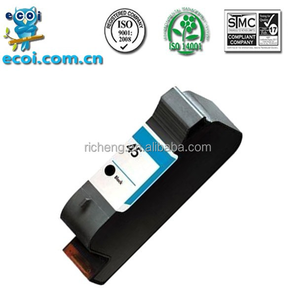 ink No.45 (51645A) inkjet cartridge for HP 45 factory price