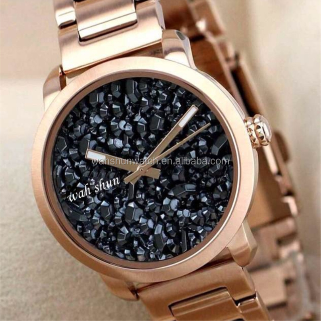 men's gold watches with japan movement high quality xxcom watch