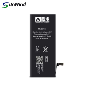 China Supplier Lithium Polymer Mobile Phone Battery For Apple iPhone 6/6s/6sp/6P Battery