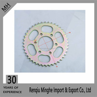 BAJAJ 42 Tooth Rear Chain Sprocket 58mm For Motorcycle ATV Quad Pit Dirt Bike