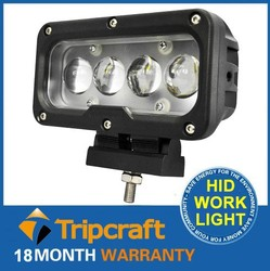 Whole Sale!!!6inch 40W Led Drive Over Light Truck & Trailer Mining Lamps