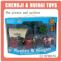 New plastic wholesale kid miniature soldiers toy play set for sale