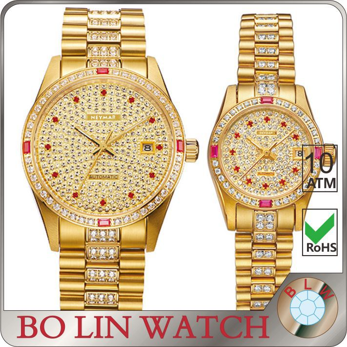 Watch, watch made in china, imported movement/sapphire glass/solid 316L stainless steel