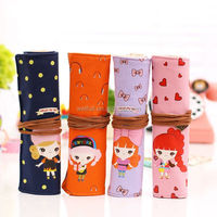 Fashion pencil case for girl