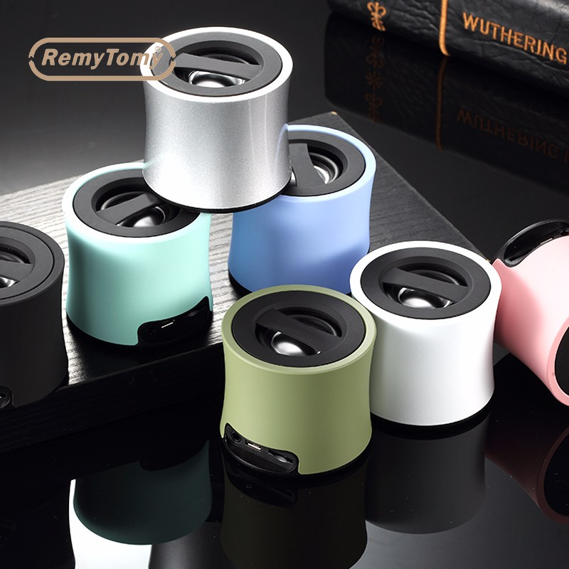 High end professional music surround sound multifunction portable bluetooth speaker