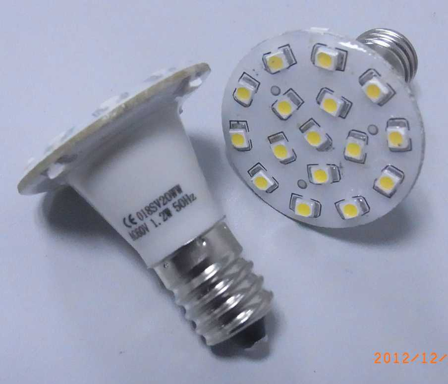 Factory price led amusement light amusement led lamps e14 60v