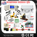 2015 Newest tattoo kit with LED digital power supply