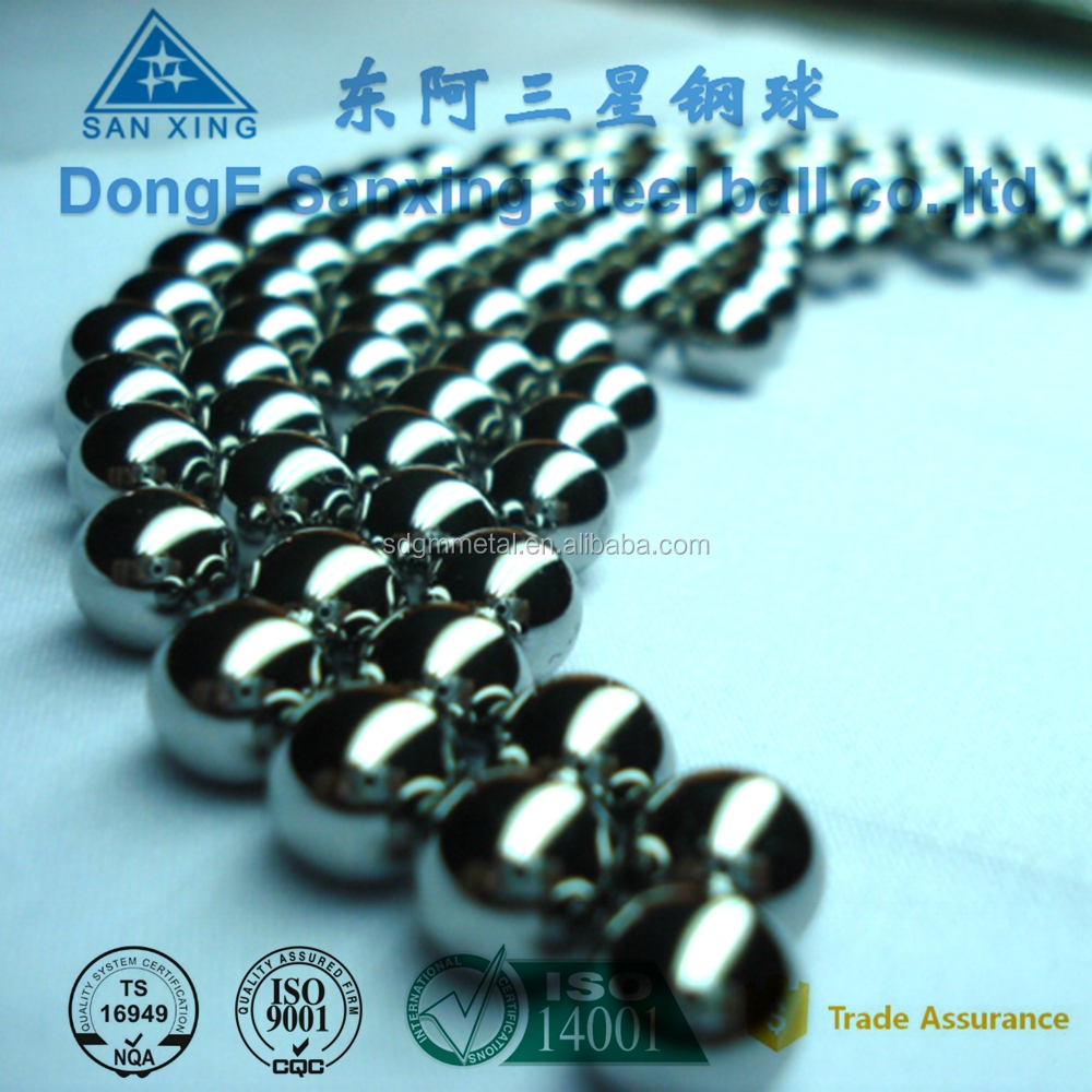BALL FACTORY 0.5mm to 50.8mm steelballs supplied AISI1085 low carbon steel
