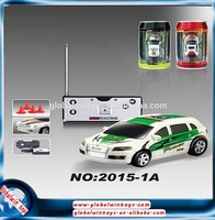 cool !wl toys 1:63 2015-A coke can mini rc car remote control racing car for small car collection