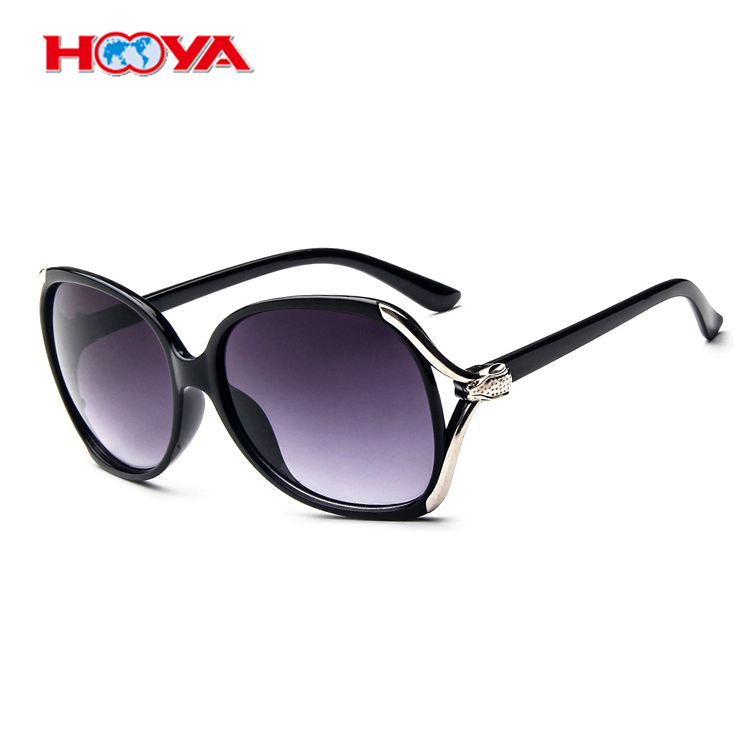 Ladies big frame sunglasses