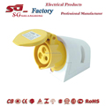 wall socket Surface-type Socket outlet for Industrial Purposes