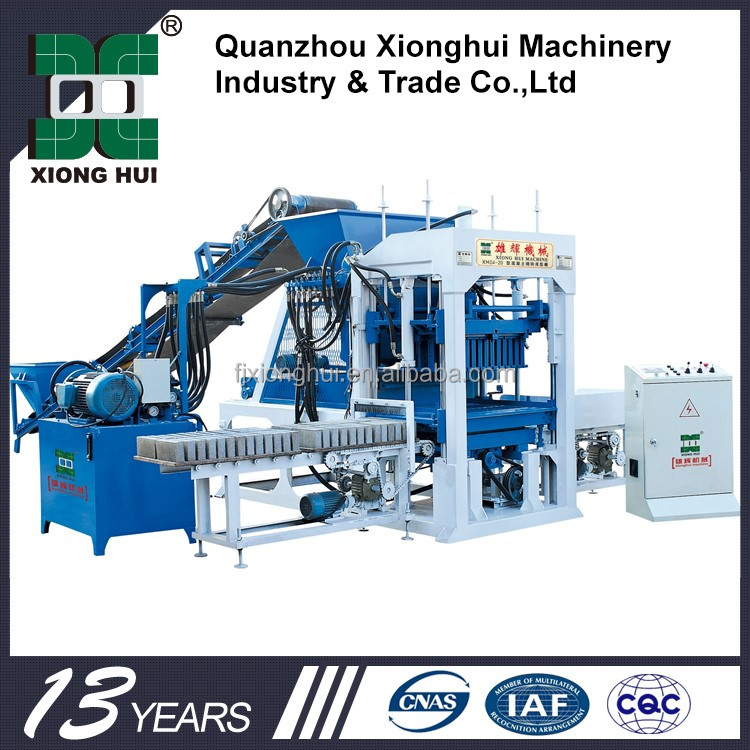Auto Brick Block Cutter Machine