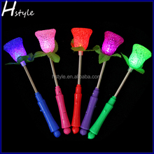 Colors Light Up Spinner Wand/Christmas Glow Wand Gifts SL002