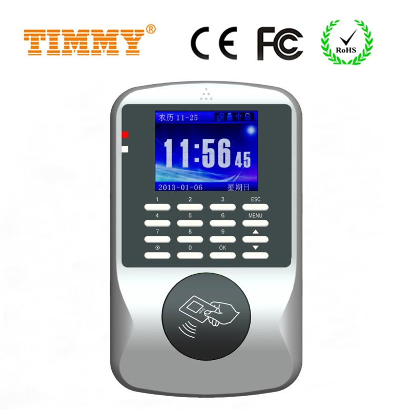 TIMMY Cheap Price Biometric Card Attendance Machine And Card Access Control System