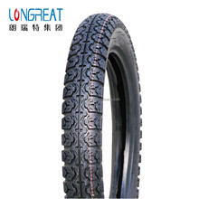 longreat brand factory price 2.50-17 6PR street motorcycle tyre with DOT ECE INMETRO BIS certificates