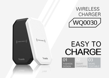 TRUSDA Portable 5V 2.1A USB 3.0 Output Pocket friends QI Standard WPC Wireless charger for ipone 6, samsung, HTC,Nokia
